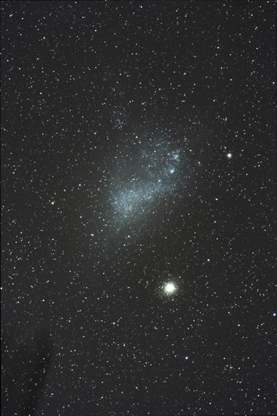 Small Magellan Cloud y 47tuc
