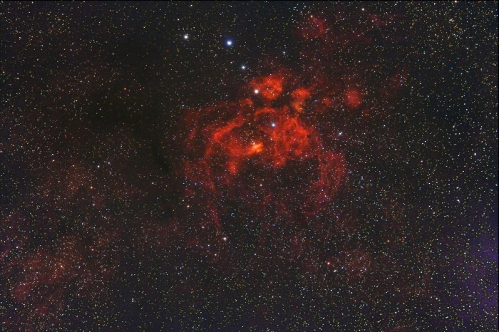 NGC 6357 (the lobster)
